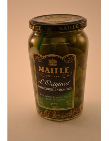220G CORNICHON EXT/F MAILLE - Sauces