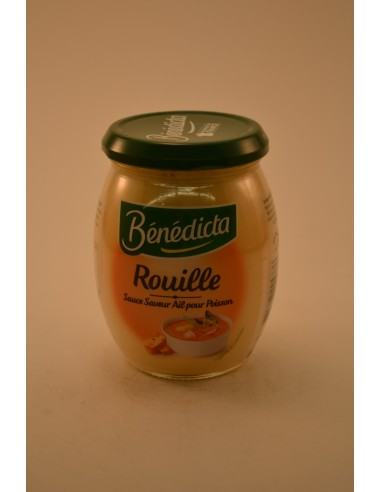 SAUCE ROUILLE BENEDICTA 260G - Sauces