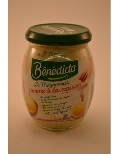 255G MAYO.COMME.MAISON BENEDI. - Sauces