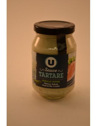 250G BOCAL SAUCE TARTARE U - Sauces