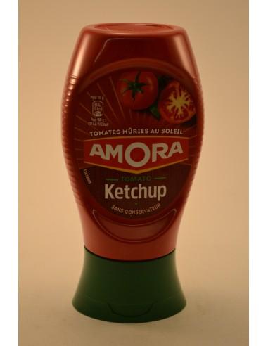 280G KETCHUP FLAC.SOUPLE AMORA - Sauces