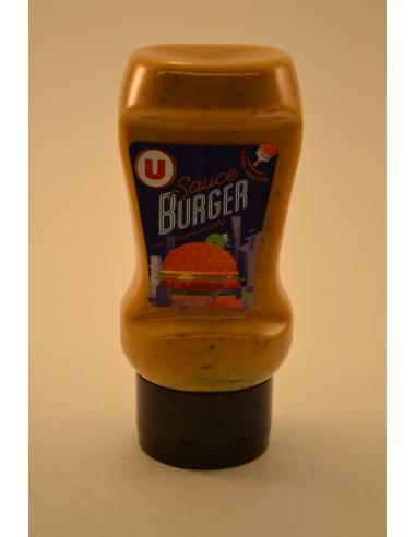 253G SAUCE BURGER U - Sauces