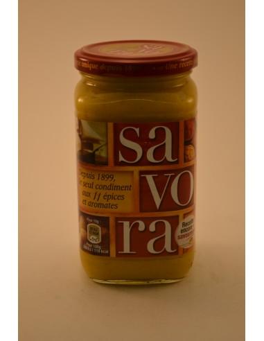 SAVORA N°4 AMORA BOCAL 385G - Sauces