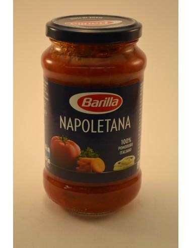 400G SAUCE NAPOLITAIN BARILLA - Sauces