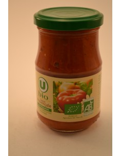SAUCE PROVENCALE U BIO BOC200G - Sauces