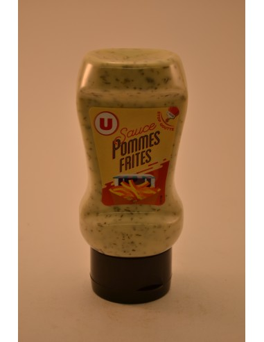 255G SAUCE POMMES FRITES U - Sauces