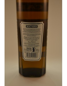50CL PASTIS RICARD 45° - Alcools apéritifs & digestifs