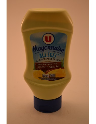 455G MAYONNAISE ALLEGEE U - Sauces