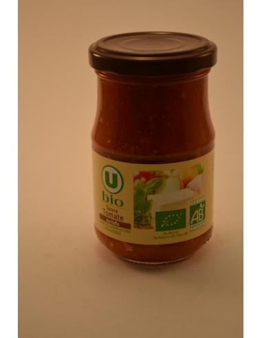 SCE TOMATE AU TOFU U BIO 200G - Sauces