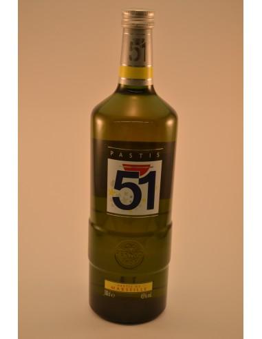 100CL PASTIS 51 45° - Alcools apéritifs & digestifs