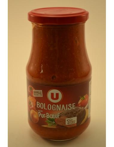 420G SAUCE BOLOGNAISE U - Sauces
