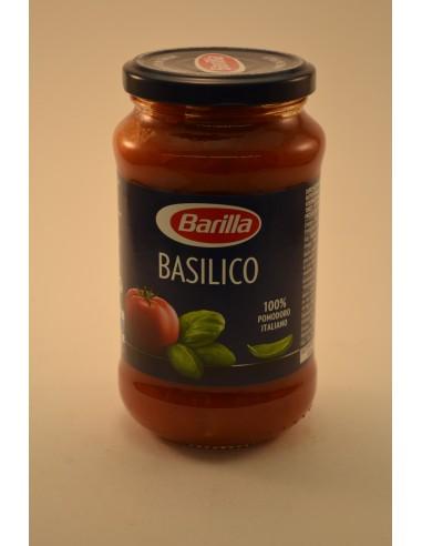 400G SAUCE BASILIC  BARILLA - Sauces