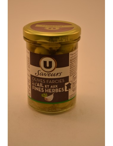 OLIVE.AIL&FINES HRBE.USAV.115G - Sauces