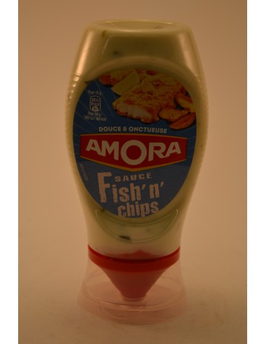 251G SAUCE FISH N CHIPS AMORA - Sauces