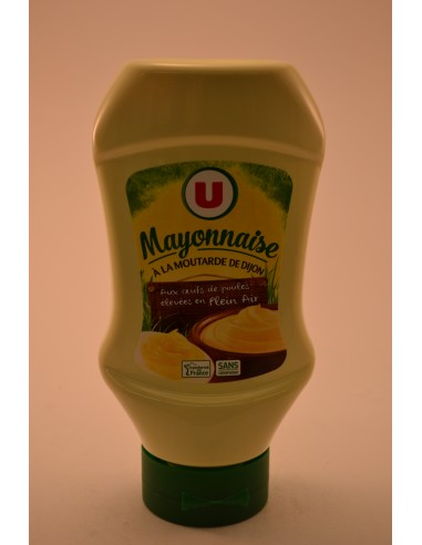430G FL SQUEEZE MAYONNAISE U - Sauces