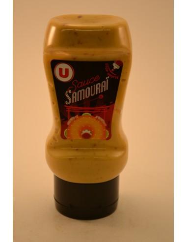 240G SAUCE SAMOURAI U - Sauces