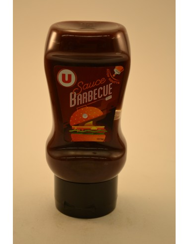 280G SAUCE BARBECUE U - Sauces