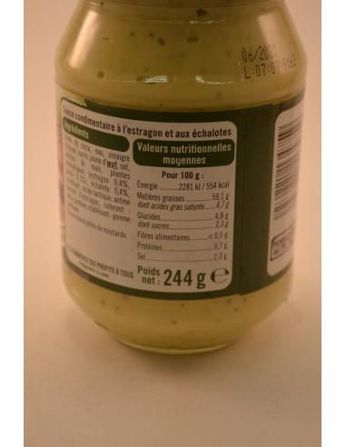 245G SAUCE BEARNAISE U - Sauces
