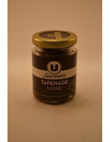 TAPENADE NOIRE U SAV.BOCAL 90G - Sauces